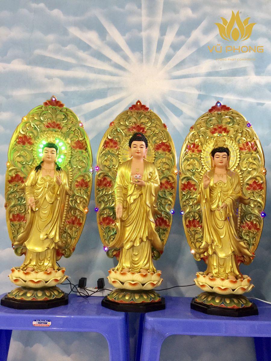 tượng tam thánh cao cấp